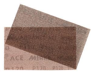 MIRKA-ABRANET-ACE-GRIGLIA-SMERIGLIANTE-Bande-abrasive-115X230-mm-Grana