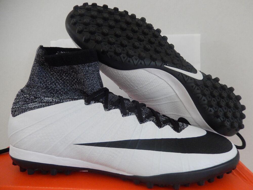 MENS NIKE MERCURIALX PROXIMO TF BLANC-Noir-Noir Homme pour  Chaussures de sport pour Homme hommes et femmes 29eb81