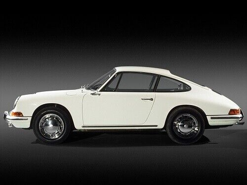 911 ADVERT POSTER BROCHURE PICTURE ART PRINT! A3 PORSCHE 1964-1967 911 2.0L