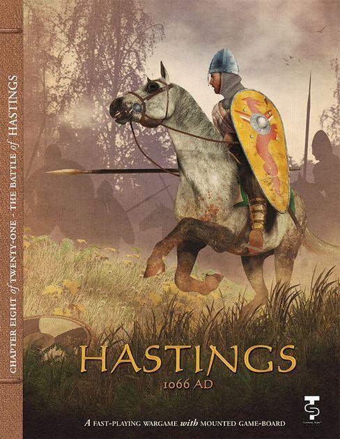 Turning Point Simulazioni - Tavola Wargame - Hastings 1066 Ad