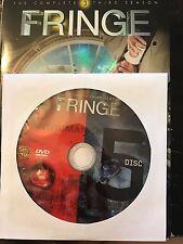 Fringe - Season 3, Disc 5 REPLACEMENT DISC (not full season)