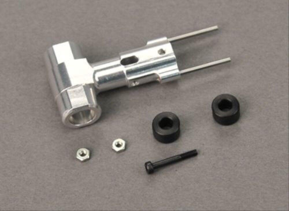 Pv1269 THUNDER TIGER e325 v2 testa rotore-pezzo centrale, alluminio, 4713 tra ^
