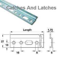 Cabinet Hanging Rail Wall Mounting Kitchen Cupboard