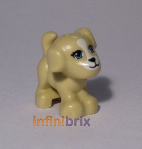 41088 Friends Tan pup BRAND NEW 6035467 41025 Lego Puppy Dog from sets 10727