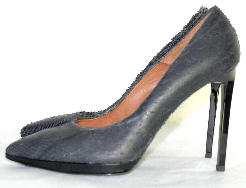 Marc Cain Lack-Pumps Gr.37 Schuhe  NEU Plateau Marccain Schuhe Gr.37 MC schwarz 5a5a0d