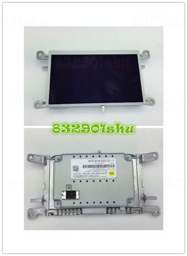 A5 S5 RS5 Q5 8T0919603G shu80 LCD Display replace For Audi RS5 MMI A4 S4 RS4 8K