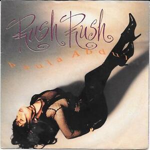 Paula-Abdul-Rush-Rush-7-034-Vinyl