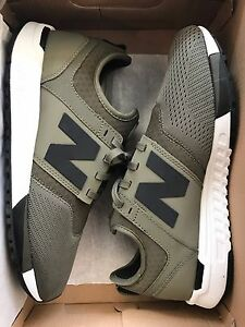 new balance men's 247 green