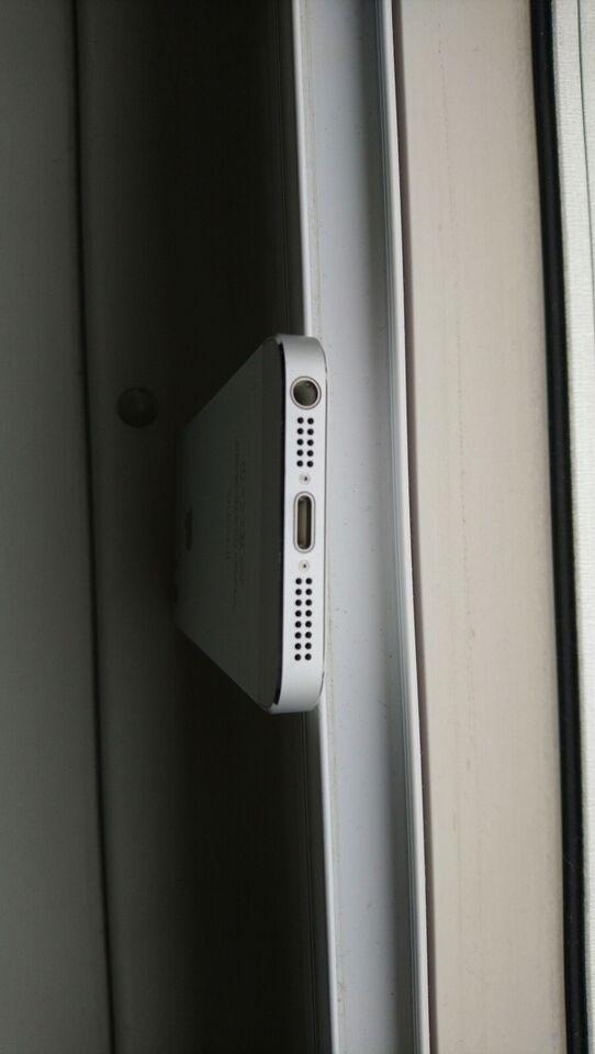 iPhone 5S, 16 GB, grå