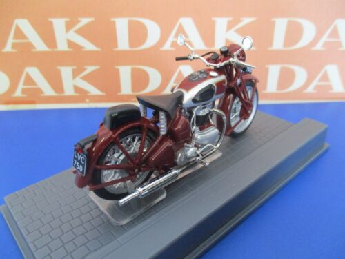 Die cast 1//24 Modellino Moto Triumph Speed Twin 1938