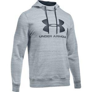 Men-039-s-Under-Armour-Sportstyle-Fleece-Graphic-Hoodie
