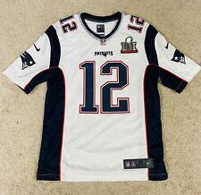 Nike Patriots Tom Brady Super Bowl Li 51 Game Jersey for sale ...