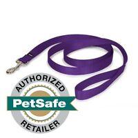Petsafe Nylon Leash 6 Ft (3 Widths To Choose From 1, 3/4 Or 3/8) Deep Purple
