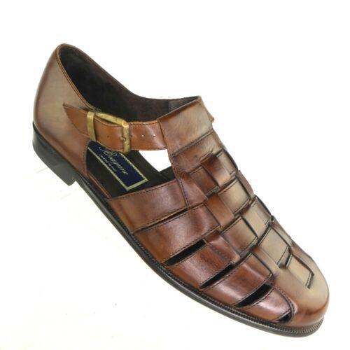 Bragano by Cole Haan Men's Sandals US 9M Fisherman