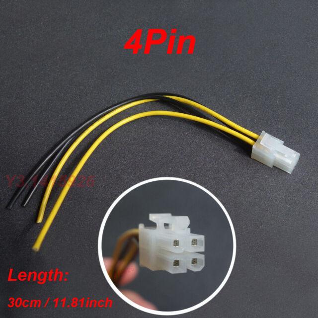 Rockford Fosgate 4pin Wire Harness Amp Amplifier Speaker