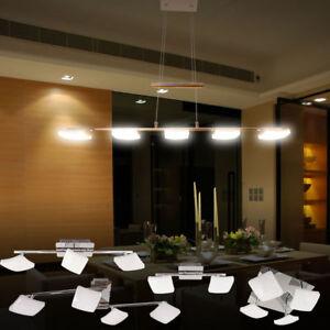 Details zu LED Deckenleuchte Pendelleuchte Designleuchte modern  Deckenleuchten Wohnzimmer