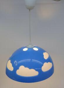 Details Zu Altere Ikea Wolken Himmel Motiv Leuchte Designer Kinderzimmer Lampe Deckenlampe