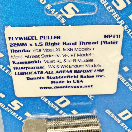 New DSS Magneto Flywheel Puller MP#11 1984-1995 Kawasaki KL 600 KLR 650 250