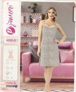 timeless design 3d6d9 6b154 Details zu Damen Pyjama Nachthemd / 100 % Viscose / Sommer Collection /  Hoher Tragekomfort