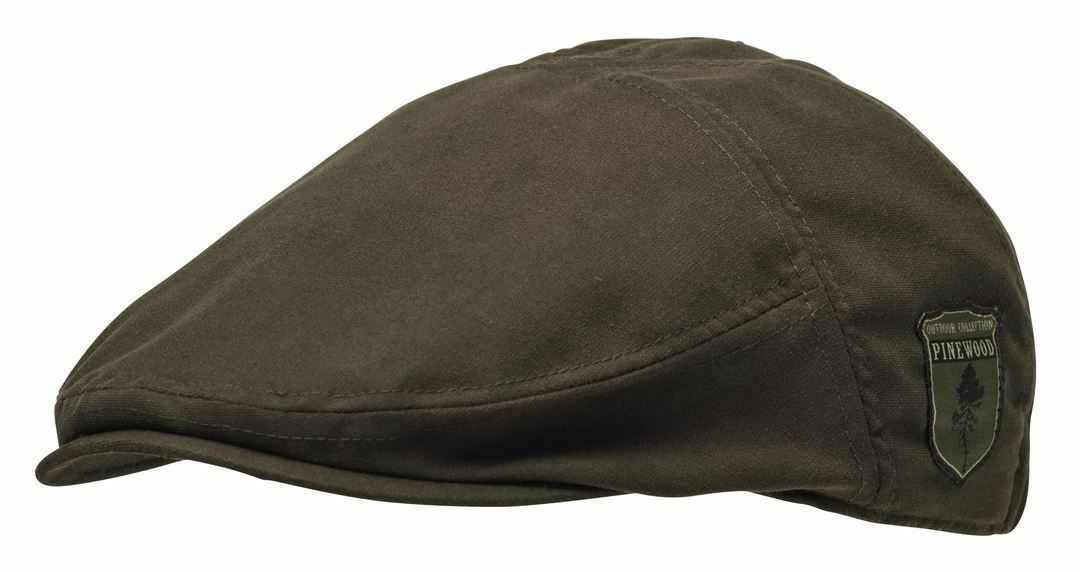 PINEWOOD YORK  SIXPENCE CAP - SUEDE BROWN  in stadium promotions