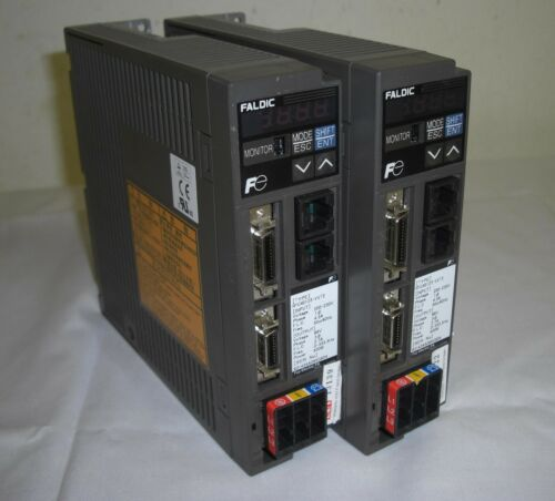lot of 2 Fuji Faldic RYC401D3-VVT2