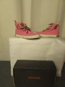 Pink 38 Taglia Tela Blackstone Rosa Scarpe Sportive AxwS11
