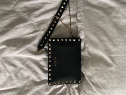 Valentino Garavani Black Crossbody Bag