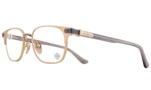 Chrome Hearts Gitnhed Eyeglasses in Gold