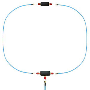 YouLoop Portable Passive Magnetic Loop Antenna for HF and VHF (ORIGINAL)