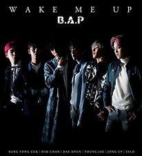 New B.A.P WAKE ME UP Type A CD DVD Japan KIZM-483 4988003503222