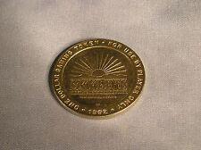CC-89 - Vintage Skyline Casino, Henderson  one Dollar Token 1992