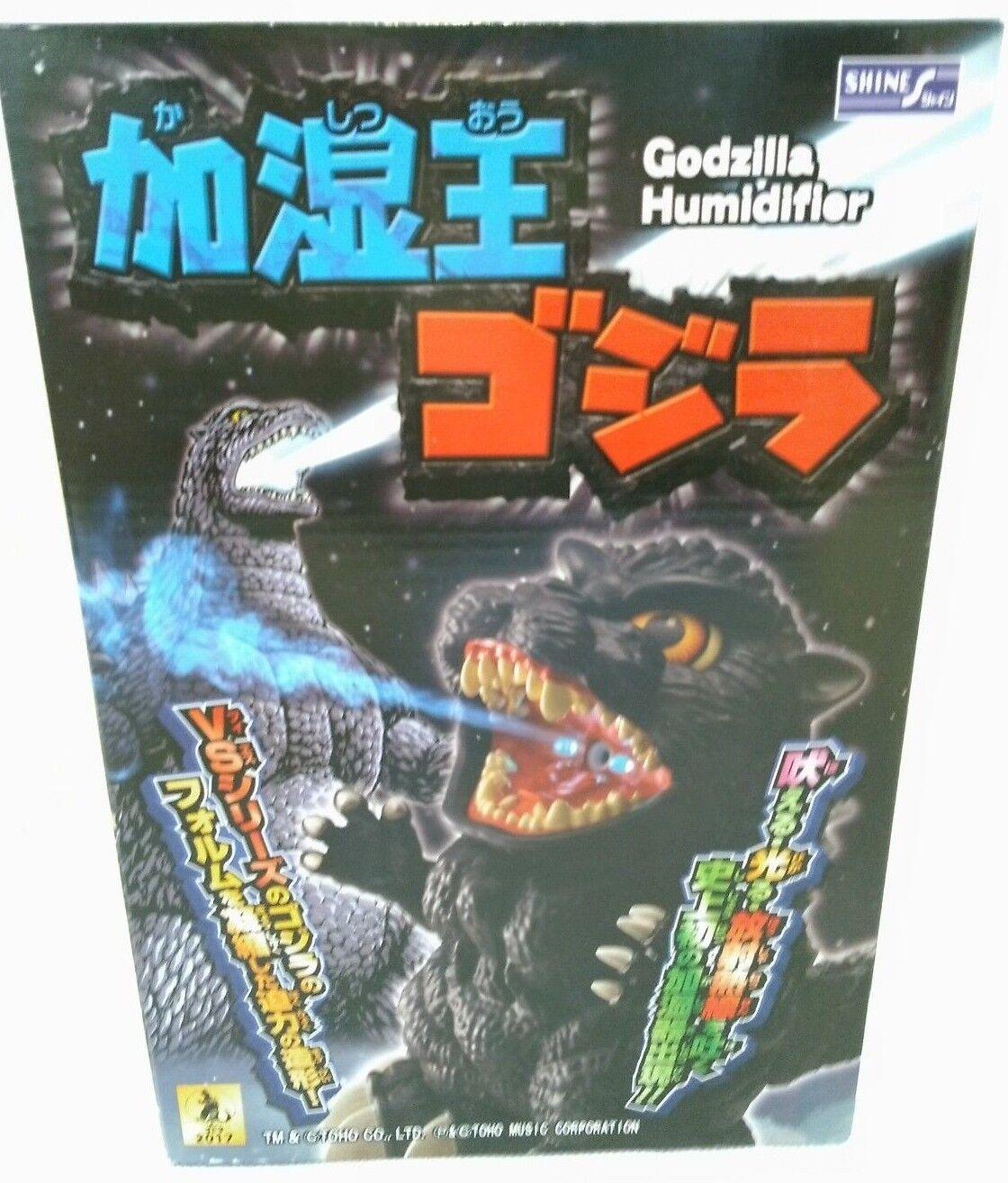 Nuevo humidificador Rey Godzilla Godzilla Vs Mothra Figura de Japón F S