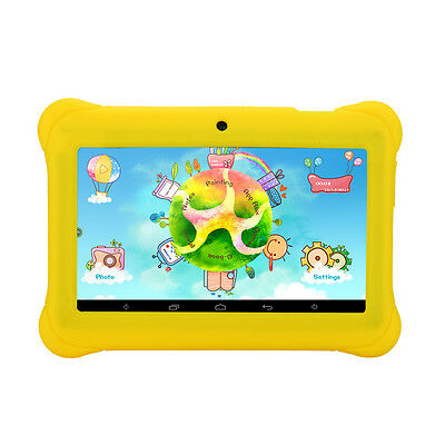 "iRULU 7"" Tablet PC Android 4.4 8GB 3G Quad Core for Babypad Learning Education"