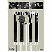 1 of 1 - LOVE in London - James Rhodes [DVD], Very Good DVD, ,