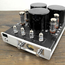 YAQIN MC-13S BK EL34 Vacuum Tube Push-Pull Integrated Amplifier NEW 10T 10L NL