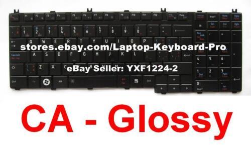 CA Keyboard for Toshiba Satellite L500 L500D L505 L505D L550 L550D L555 L555D