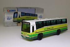 Corgi 91922; Plaxton Paramount Coach; Green Line, 711 Harlow; Excellent Boxed