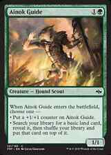 Ainok Guide   EX/NM x4  Fate Reforged MTG Magic Cards Green Common