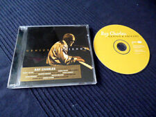 CD Ray Charles - Genius & Friends 2 George Michael Diana Ross Alicia Keys Blige