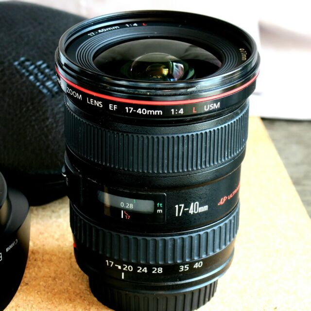Canon EF 17-40MM F/4.0 L USM | Colorwood