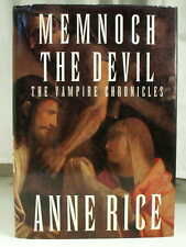 1995 ANNE RICE MEMNOCH THE DEVIL Vampire Chronicles Fine First Edition HCDJ