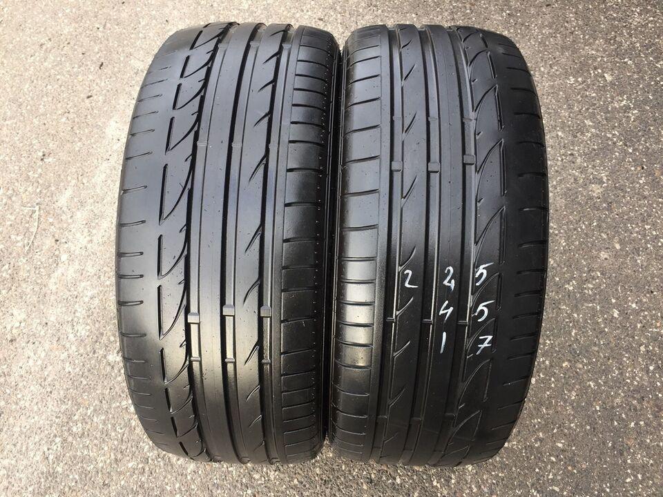Sommerdæk, Bridgestone, / 225 / 45 R17