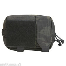 OPS / UR-TACTICAL Combat Admin Pouch in CRYE MULTICAM BLACK
