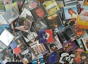 CD-assortiti-lotto-di-50-ROCK-POP-Country-Classica-Jazz-Blues-100-GARANTITO