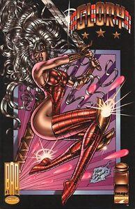 GLORY n°1 (1995) - collana Bad Girls - Phoenix