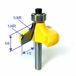 1-pc-1-4-034-Shank-Door-Edge-Baseboard-amp-Cup-Router-Bit-S