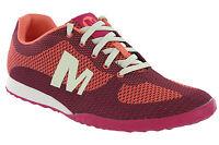 Merrell Civet Lighweight Walking Hiking Trail Womens Beet Red Trainers