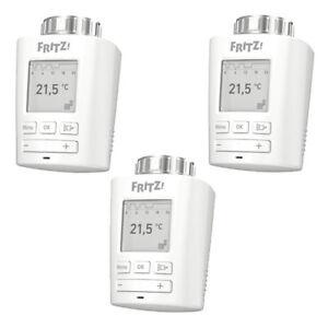3x Avm Fritz Dect 301 Heizkorperthermostat Smart Home Hausautomation