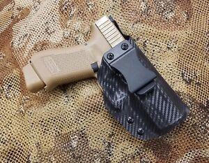 GUNNER's CUSTOM HOLSTERS fits GLOCK 19 Gen 5 & 19x IWB