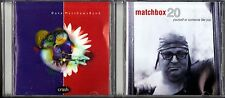 Crash by Dave Matthews (CD) & Yourself Or Someone Like You by Matchbox 20 (CD)